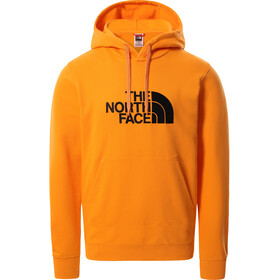 The North Face Light Drew Peak Pullover Hoodie Men light exuberance orange